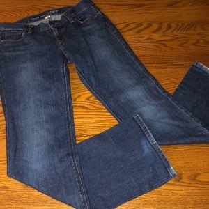 LOFT Modern Bootcut EUC Sz 8 Jeans
